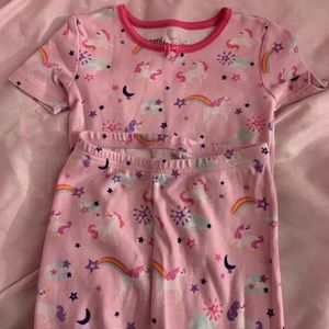 Rumi and Ryder Unicorn PJ Set